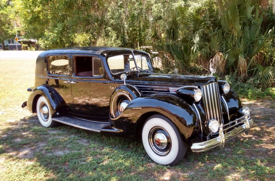 1939 Packard 12 Formal Sedan