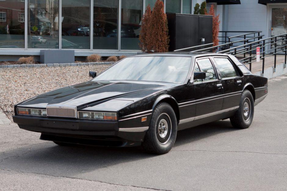 No Reserve 1981 Aston Martin Lagonda Project The Bid Watcher