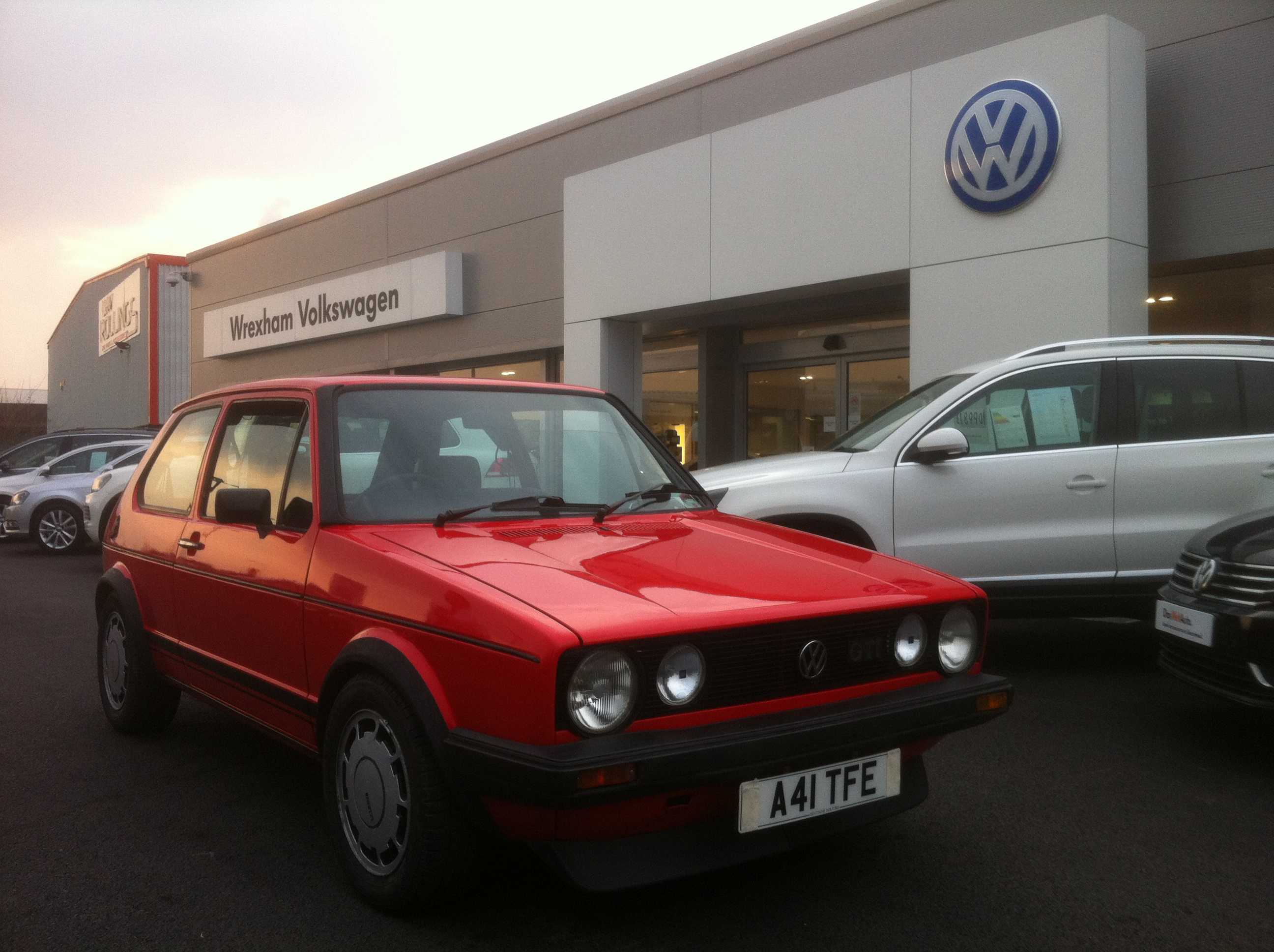 1983 Volkswagen Mk1 Golf Gti Campaign Edition The Bid Watcher Rabbit