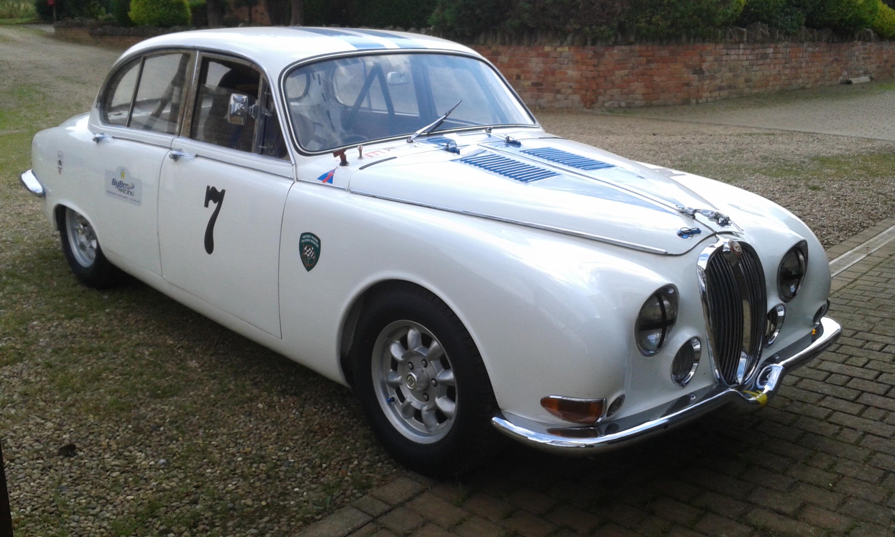 1965 Jaguar 3.8 S Type