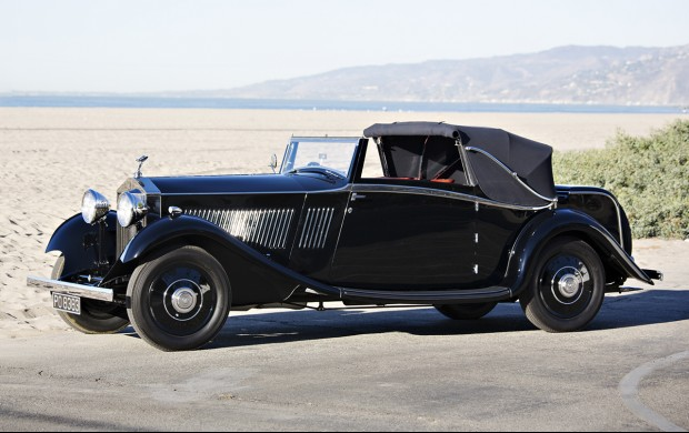1933 Rolls-Royce 20/25 Three-Position Drophead Coupe