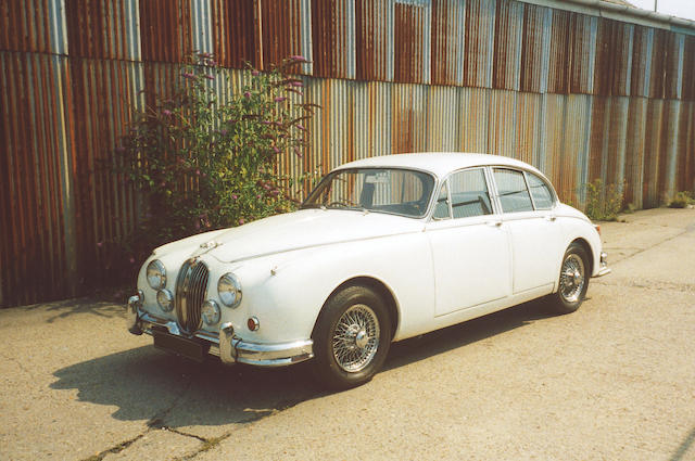 1965 Jaguar 3.8 Litre Mark II 'Vicarage' Saloon
