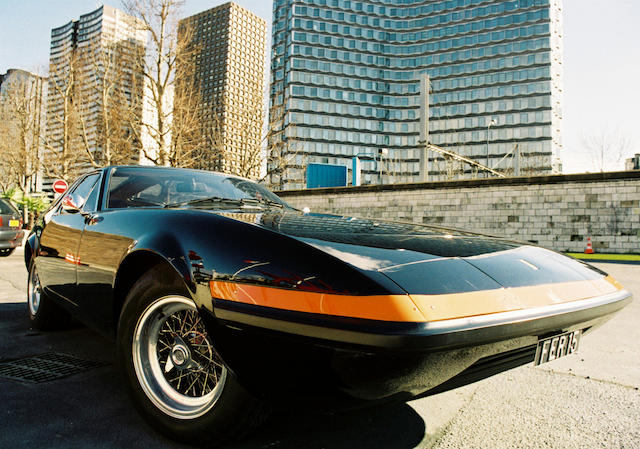 1972 Ferrari 365 GTB/4 Daytona Shooting BreakCoachwork by Panther Westwinds to a design by Luigi Chinetti Jr.