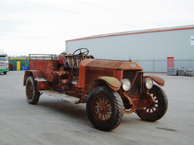 c.1928 American LaFrance Fire Engine