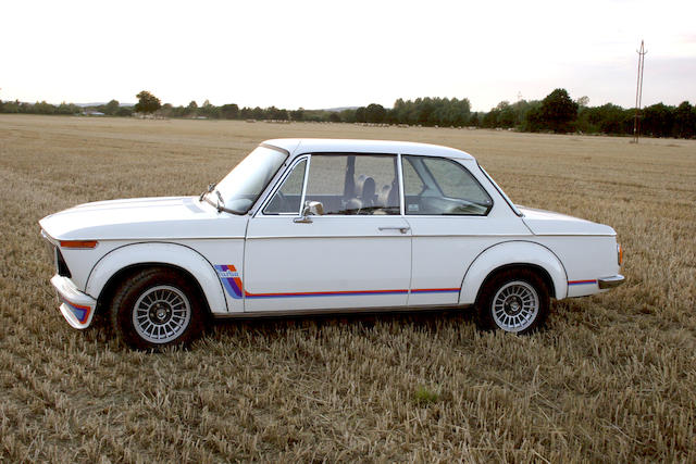 1973 Bmw 2002 Turbo Saloon The Bid Watcher