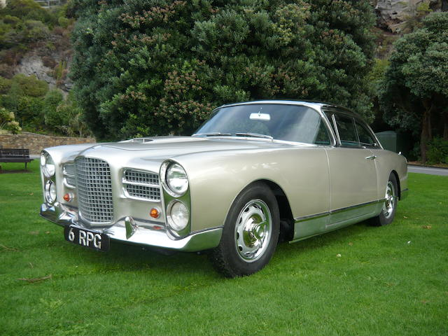 1960 Facel Vega HK500 Coupé