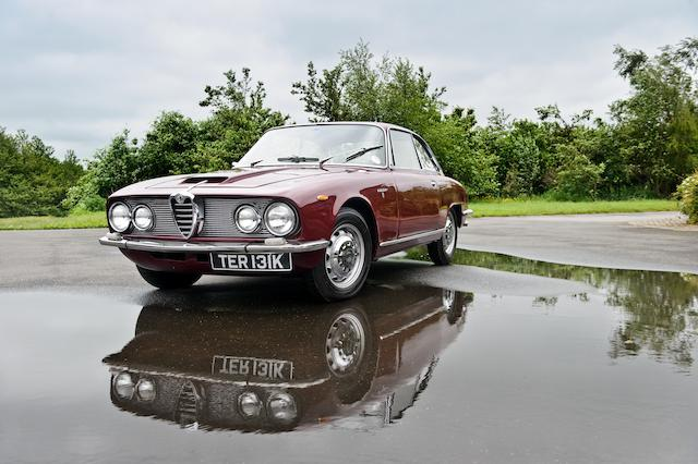 1965 Alfa Romeo 2600 Sprint Coupé