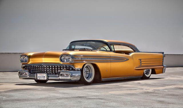 1958 Oldsmobile Super 88 Hardtop Coupe Kustom