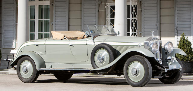 1933 Rolls-Royce 40/50hp Phantom II Roadster