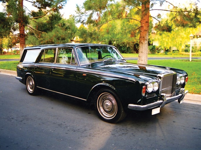 1967 Bentley T Estate Wagon The Bid Watcher