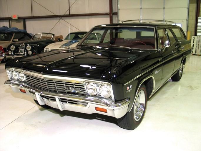 1966 Chevrolet Impala Big Block Station Wagon - The Bid Watcher