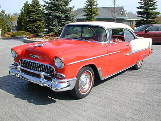 1955 Chevrolet Bel Air 2D