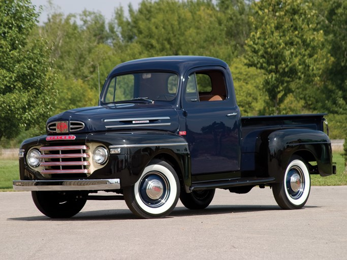 1949 Mercury M47 Pickup