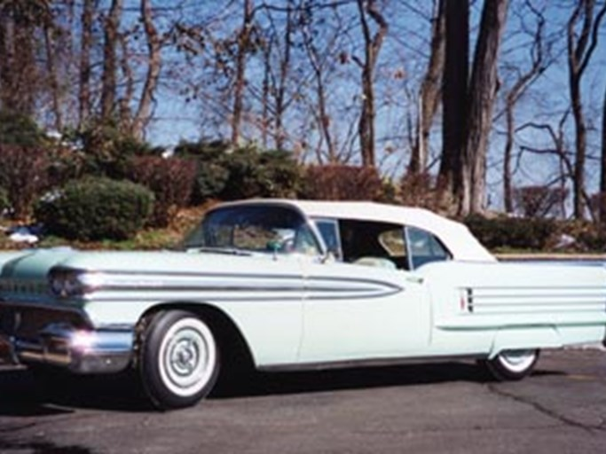 1958 Oldsmobile 98 Convertible