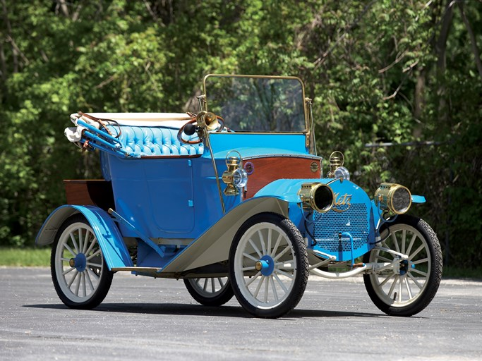 1909 Metz Two Runabout