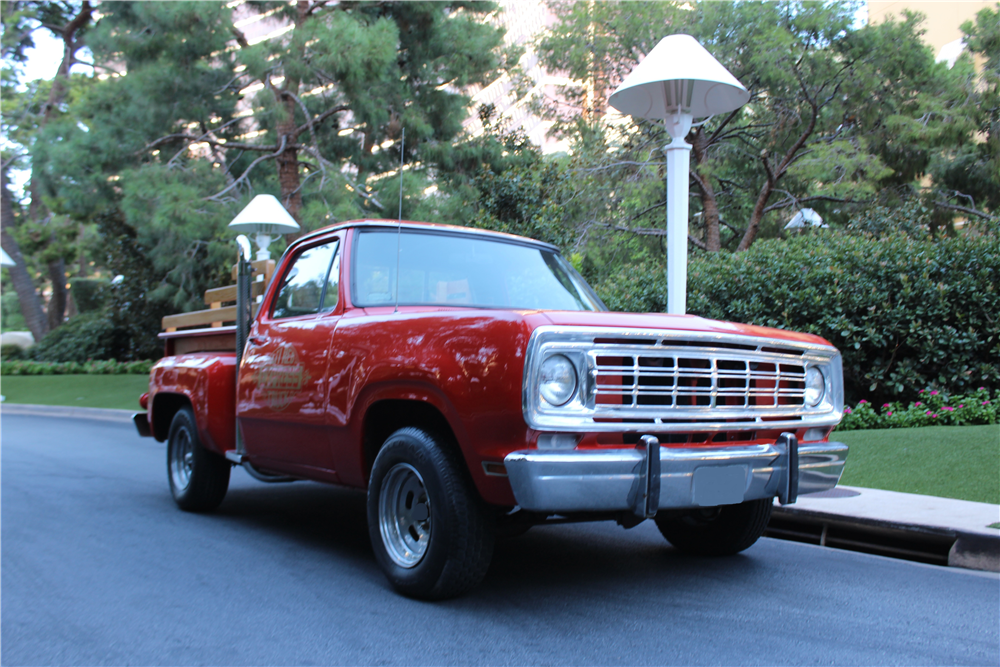 1976 DODGE LIL RED EXPRESS PICKUP