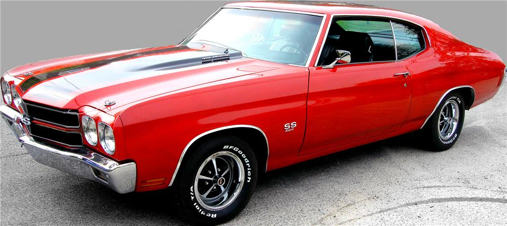 1970 Chevrolet Chevelle Ss 454 Re Creation The Bid Watcher