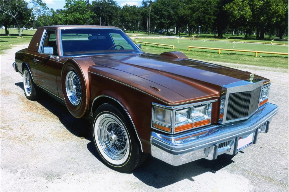 1979 Cadillac Seville Opera Coupe The Bid Watcher