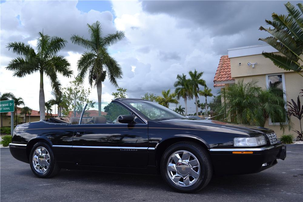 1995 Cadillac Eldorado Convertible