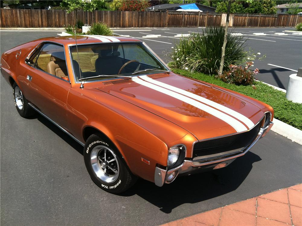 1969 AMERICAN MOTORS AMX 2 DOOR COUPE