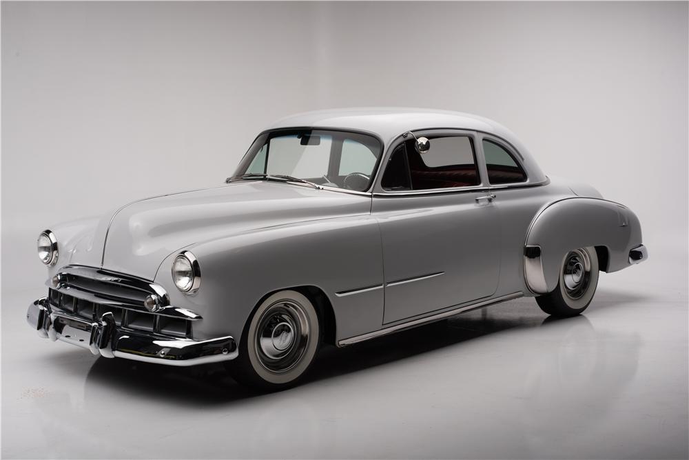 1949 Chevrolet Custom Coupe