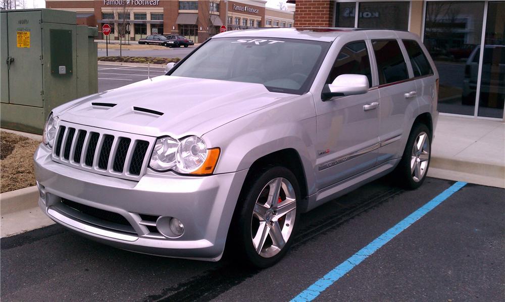 2006 jeep cherokee srt8