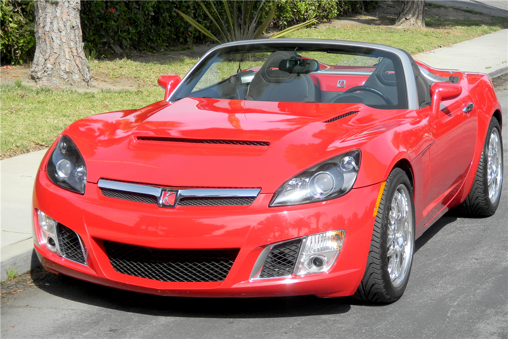 2007 Saturn Sky Custom Roadster