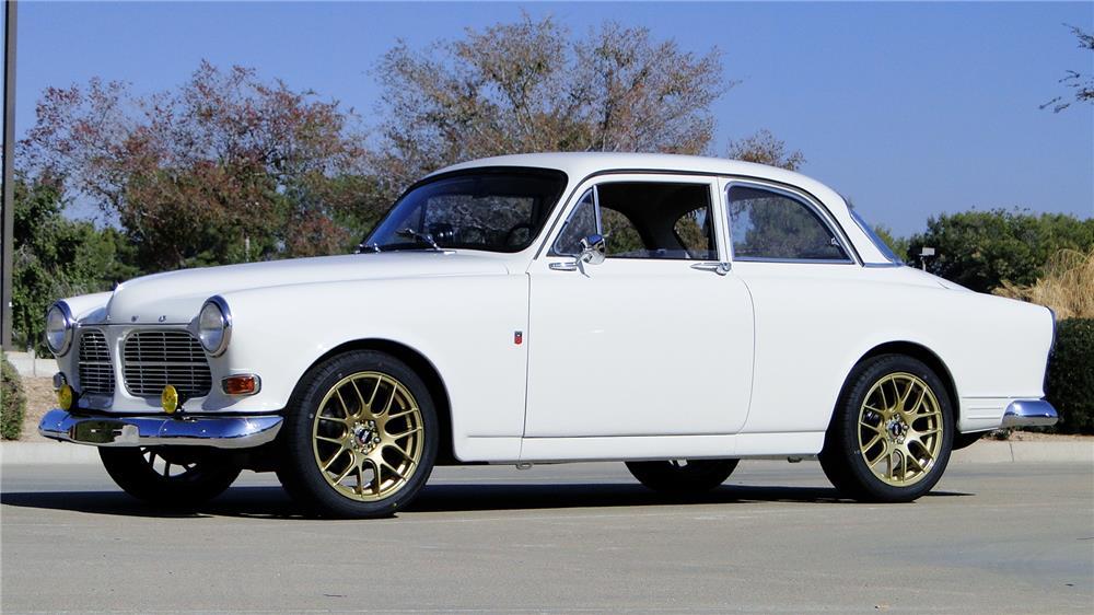 1966 volvo coupe