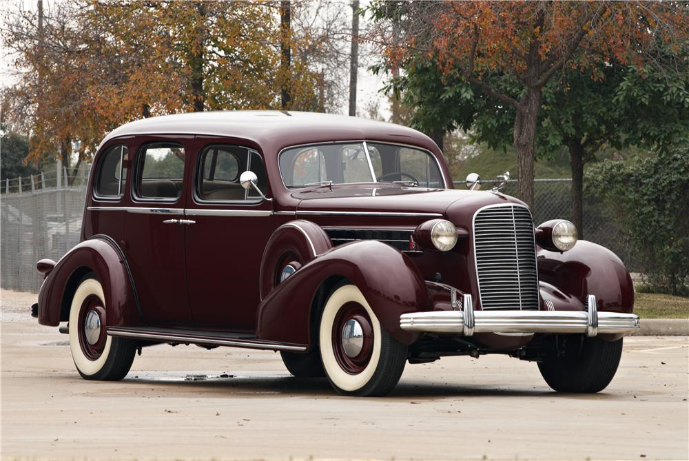 1936 Cadillac Fleetwood Limousine The Bid Watcherrhthebidwatcher: 1936 Cadillac Vin Location At Gmaili.net