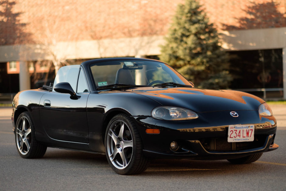No Reserve 2005 Mazda Mazdasd Miata