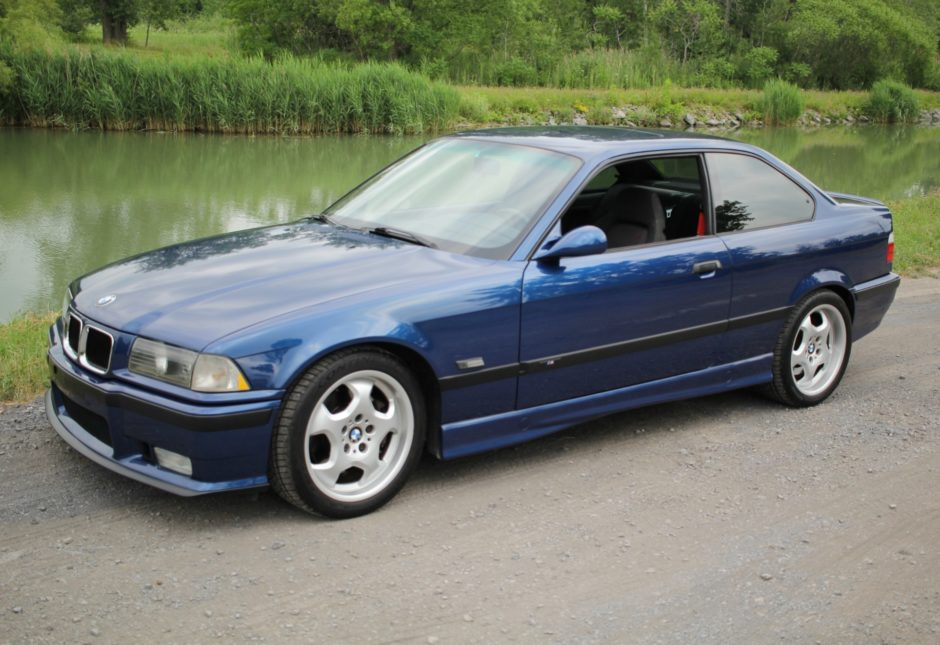 Euro-Spec 1994 BMW M3 Coupe