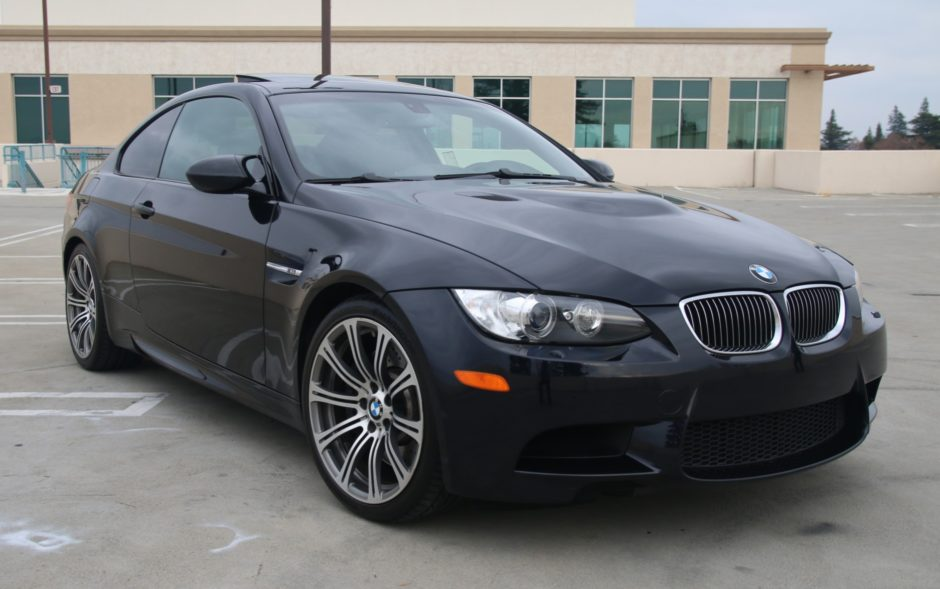 2008 BMW M3 Coupe 6-Speed