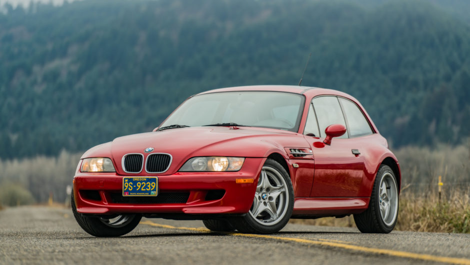 One-Owner 1999 BMW M Coupe