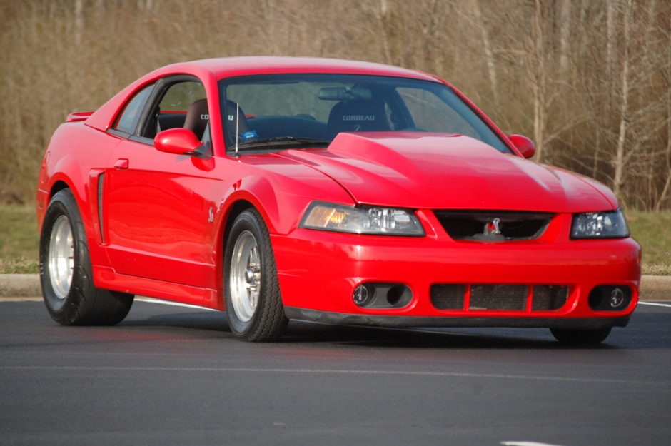 Modified 2003 Ford Mustang SVT Cobra