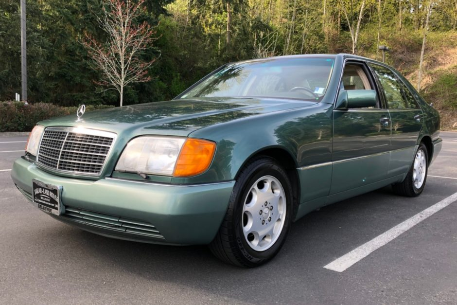 No Reserve: 1993 Mercedes-Benz 300SE