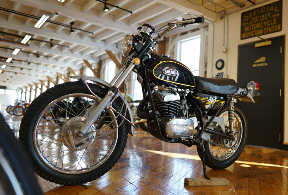 No Reserve: 1970 Yamaha RT1