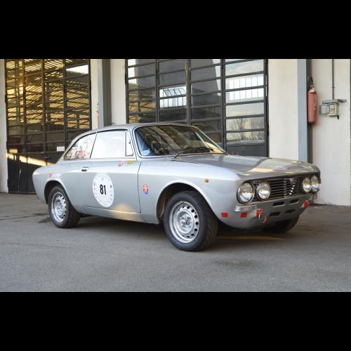 1972 Alfa Romeo Giulia Super 1600