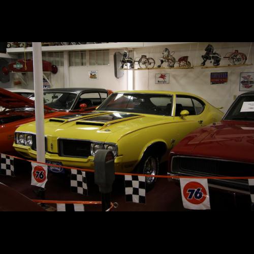 1970 Oldsmobile Cutlass Cutlass Supreme Convertible: 1970 Oldsmobile 442 W30 Convertible