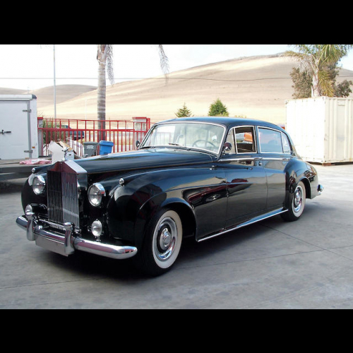 1957 rolls-royce silver cloud manual transmission saloon the bid.