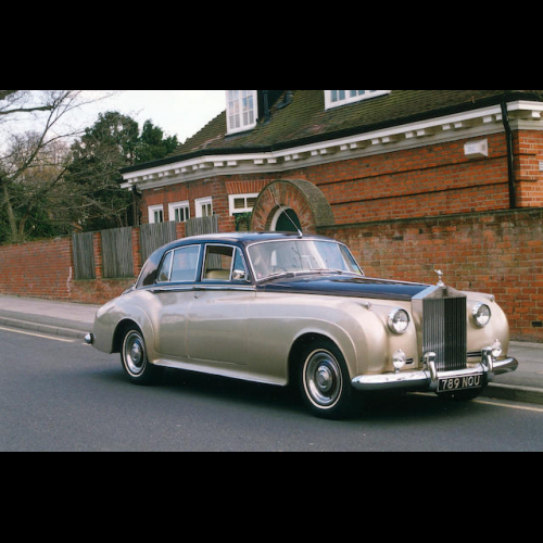 The top 10 rolls royce models of all-time.