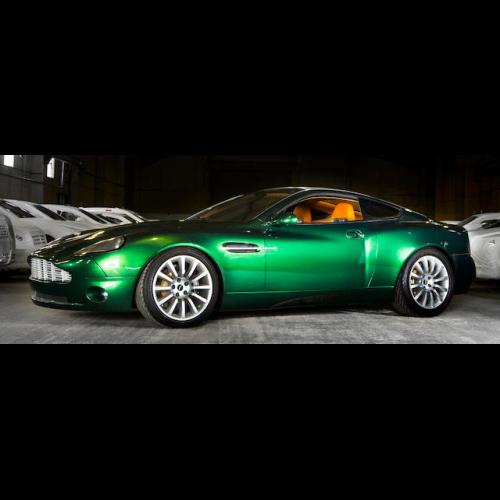 1998 Aston Martin Vantage Coup The Bid Watcher