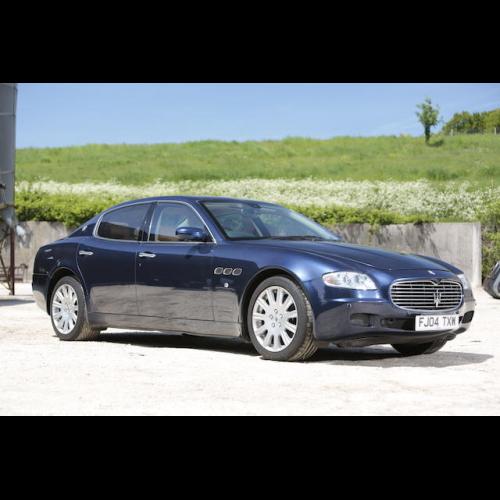 2004 Maserati Quattroporte Ab4 Sa Saloon The Bid Watcher