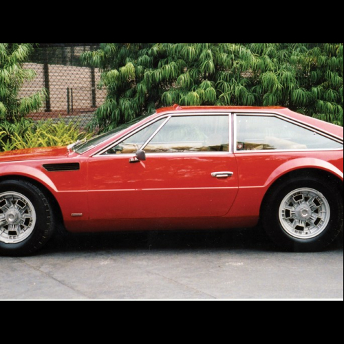 1973 Lamborghini Jarama S The Bid Watcher