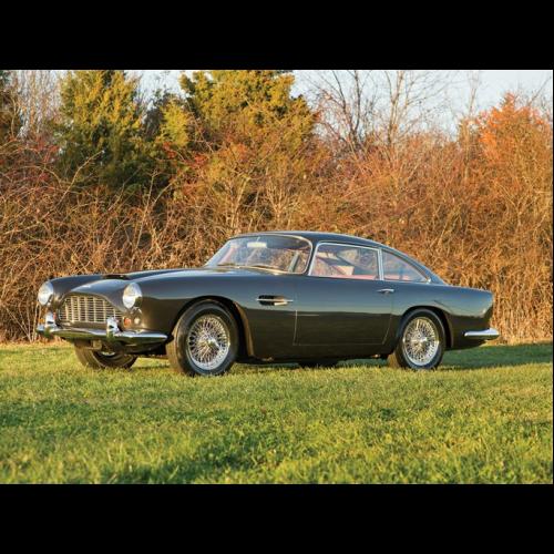 1962 Aston Martin Db4 Gt Zagato The Bid Watcher
