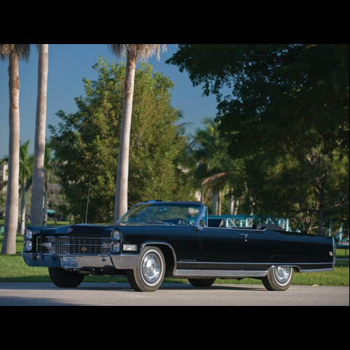 1966 Cadillac Calais 4 Door Sedan The Bid Watcher
