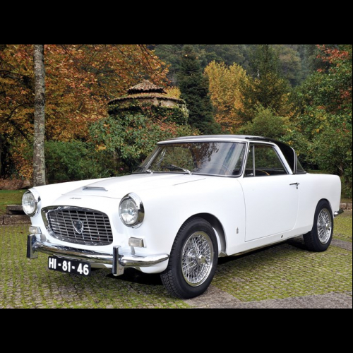 1959 Lancia Appia Giardinetta Riva Martini The Bid Watcher