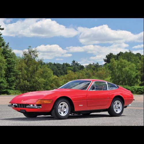 1972 Ferrari 365 Gtb 4 Daytona Shooting Breakcoachwork By Panther