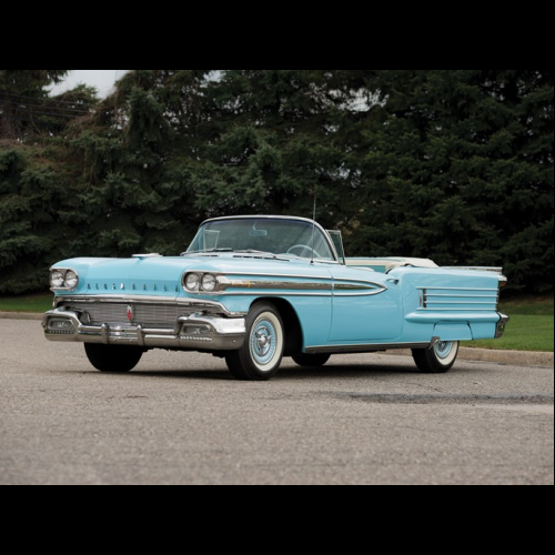 1958 Oldsmobile Dynamic Eighty Eight Convertible