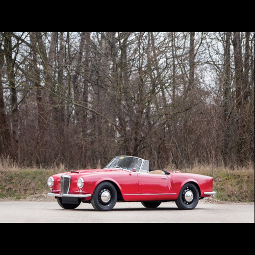 1958 lancia aurelia b24s convertiblepinin farina - the bid watcher