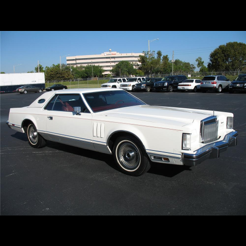 1979 Lincoln Continental Mark V 2 Door Hardtop - The Bid Watcher